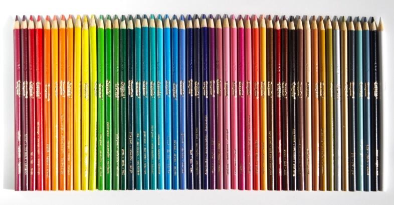 Crayola pencil crayons