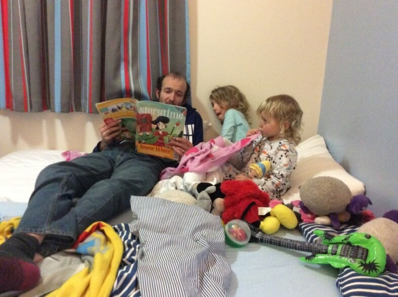 Reading - Storytime Magazine Review