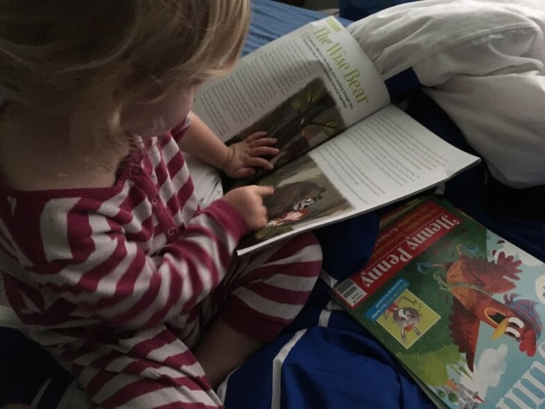 Lydia - Storytime Magazine Review
