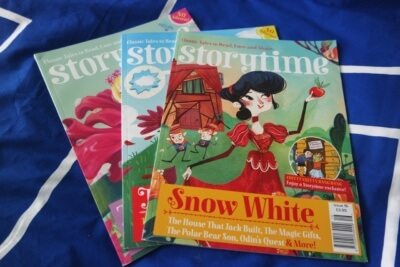 Magazines - Storytime Magazine Review