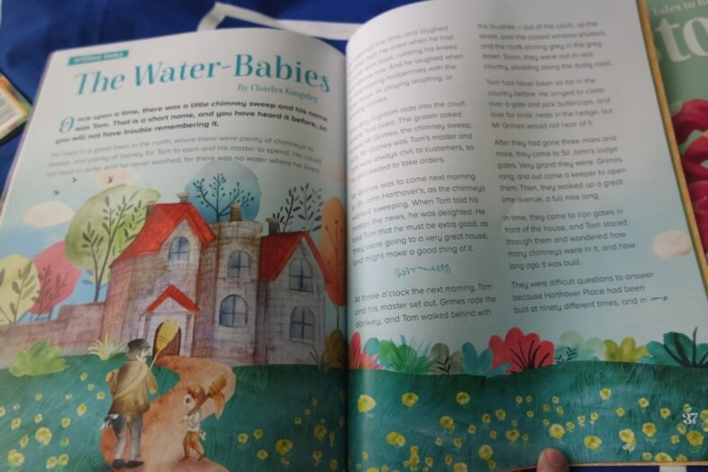 Story - Storytime Magazine Review