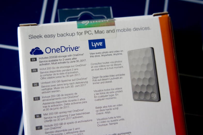 Seagate Backup Plus Ultra Slim Portable Drive Review