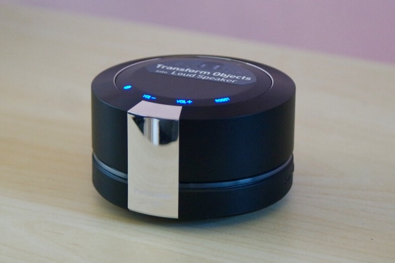 Speaker - Panasonic SC-RB5 review