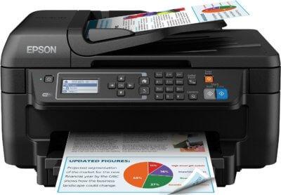 Review: Epson WorkForce WF-2750DWF 4-in-1 Colour Inkjet Printer