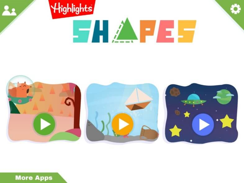 Highlights Shapes