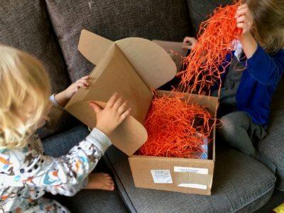 Kids Parcel Review
