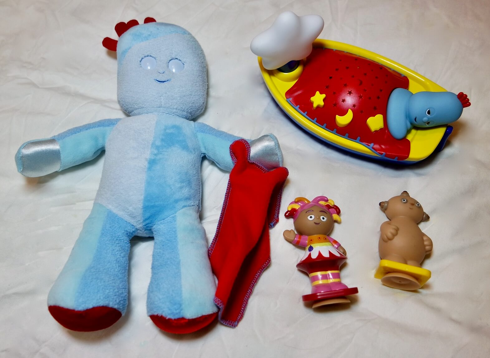 Toys For Bedtime : Review bath bedtime with in the night garden ⋆ mama geek