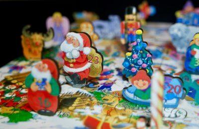 Wentworth Advent Calendar Puzzle