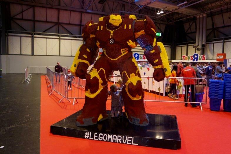 Lego Hulkbuster - BRICKLIVE