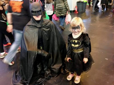 Cosplay at MCM Comic Con