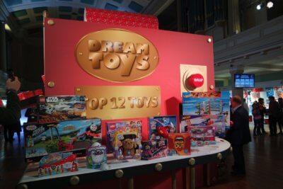 Dream Toys 2016 top 12