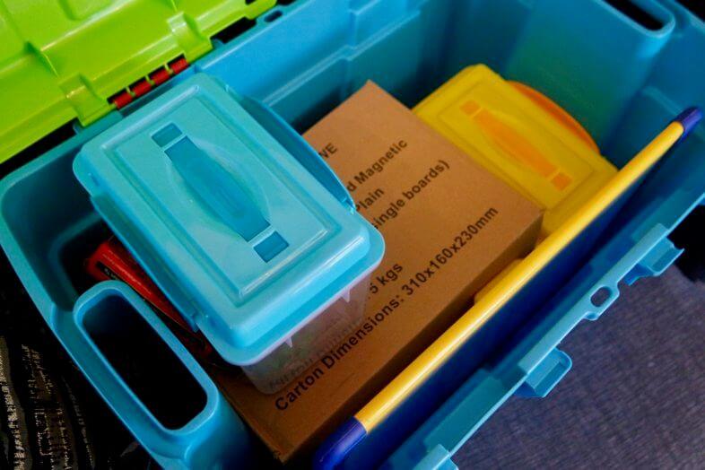Teacher Boards Magnetic Dry Wipe Workboard Starter Pack