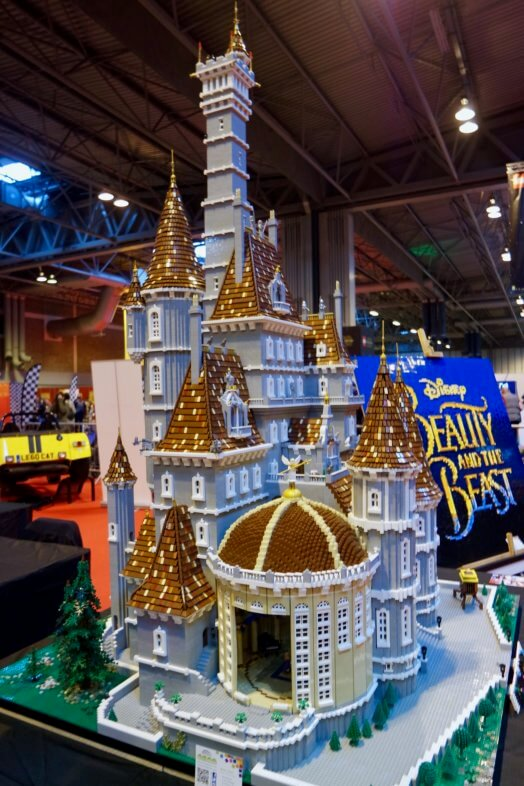 Beauty and the Beast - BRICKLIVE