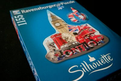 Ravensburger Big Ben Silhouette Puzzle Review