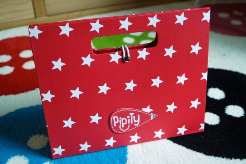 Pipity Portfolio Review