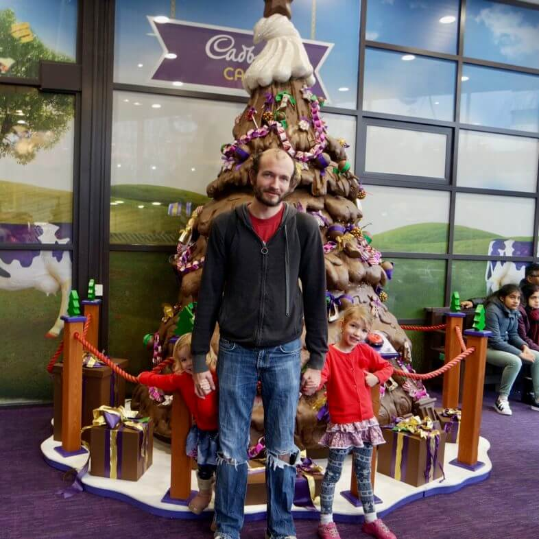 Christmas Celebration Weekends at Cadbury World
