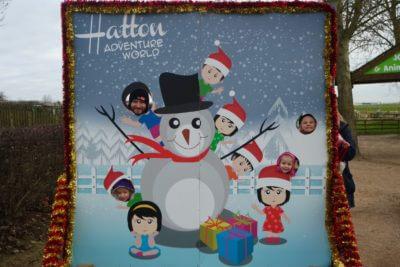 Enchanted Christmas Kingdom at Hatton Adventure World