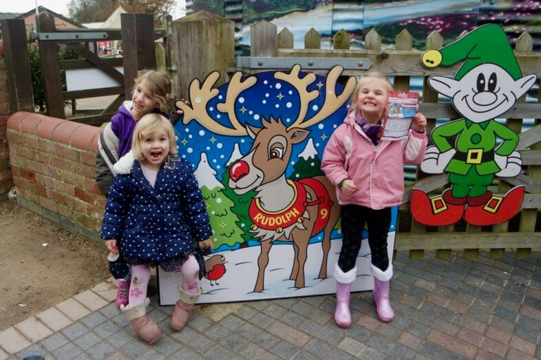 Enchanted Christmas Kingdom at Hatton Adventure World