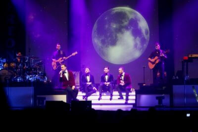 The Overtones at Birmingham Symphony Hall