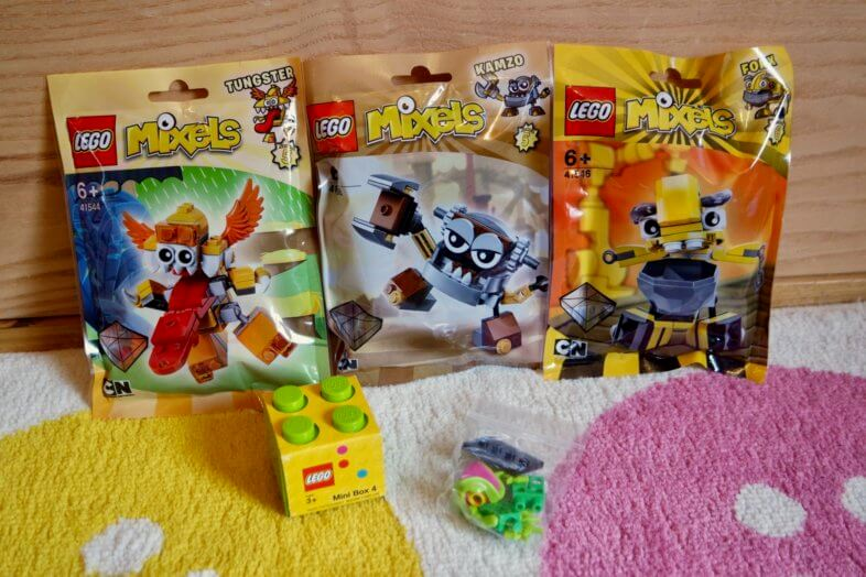 BrickBox LEGO subscription box