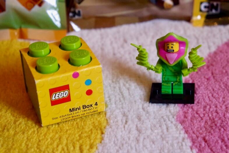 BrickBox LEGO subscription box