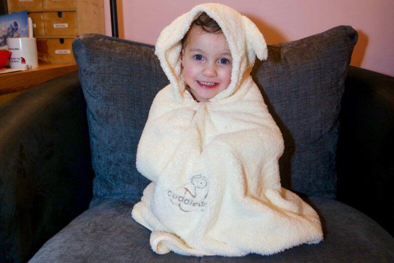 Cuddledry Snuggle Bunny Towel