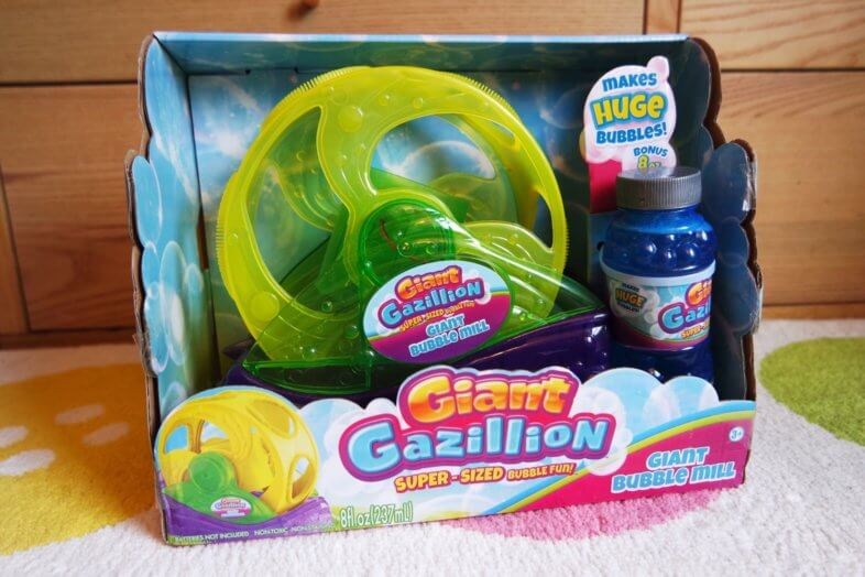 Giant Gazillion Bubble Mill