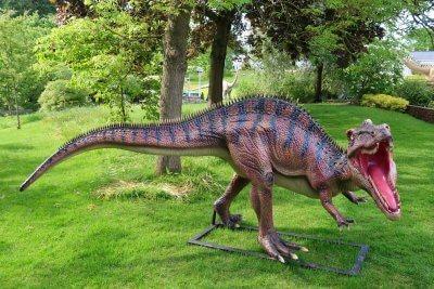 Jurassic Kingdom dinosaur