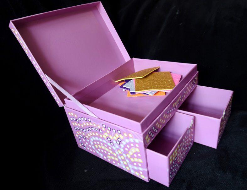 Craft Time Mosaics My Pretty Jewellery Box