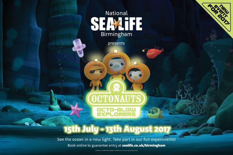 Sea Life Octonauts Octo-Glow Explorers