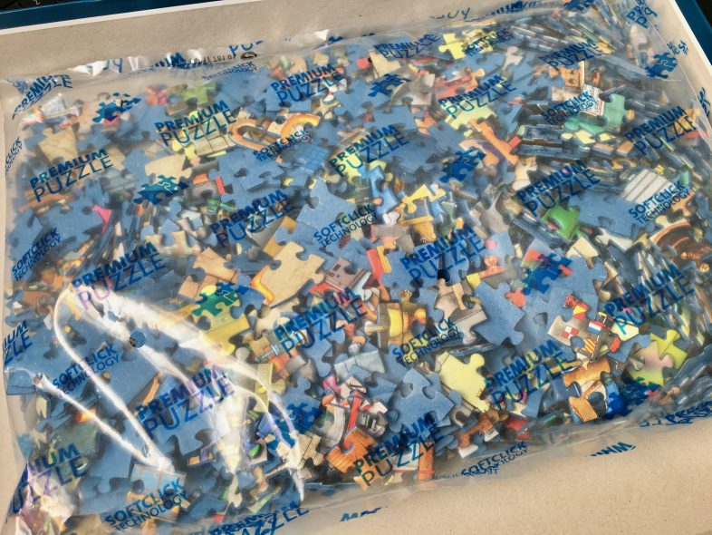 Colin Thompson Lighthouse Jigsaw