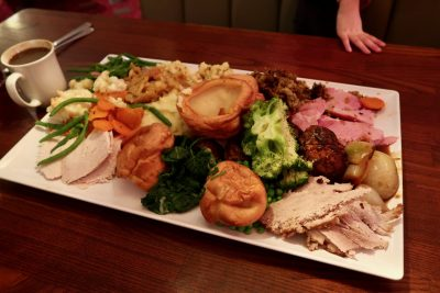 Toby Carvery - Family Platter Review