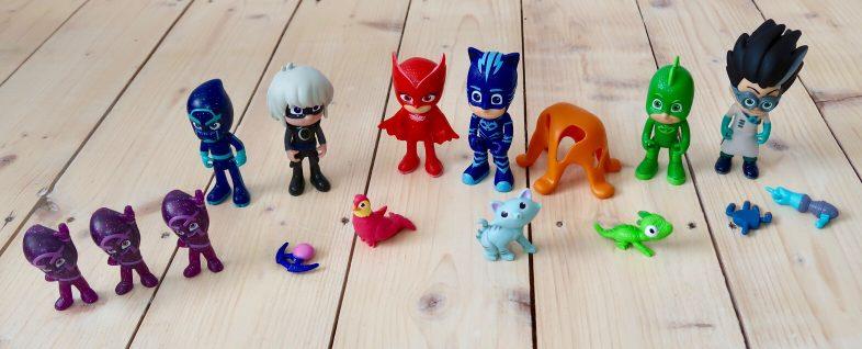 PJ Masks figures