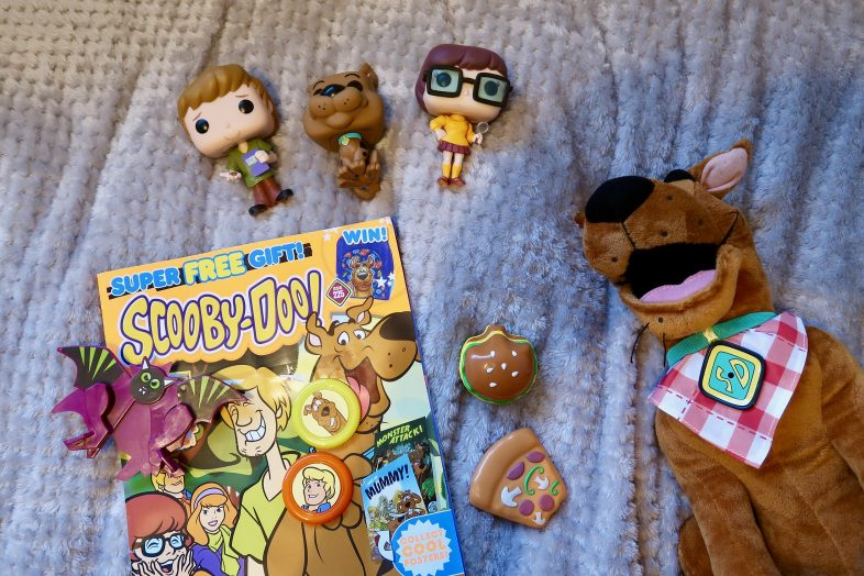Scooby Doo products