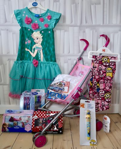 SportsDirect gift challenge
