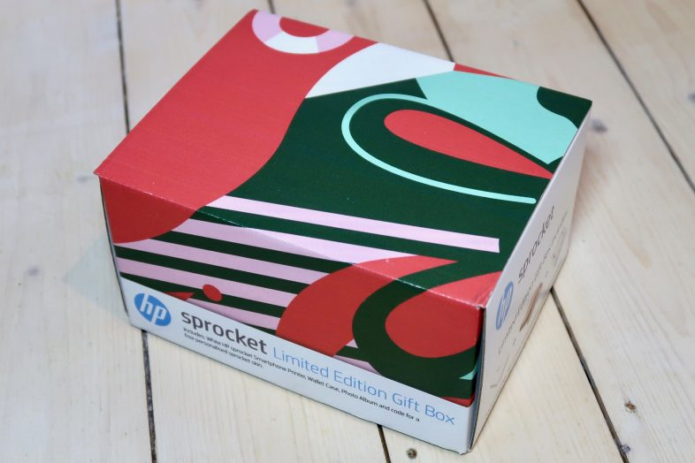 Hp Sprocket Gift Box