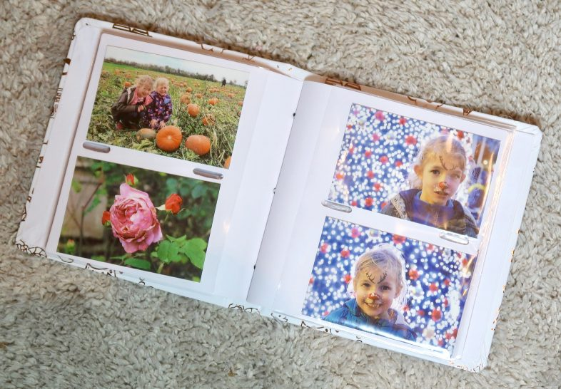 HP Sprocket Photo Album