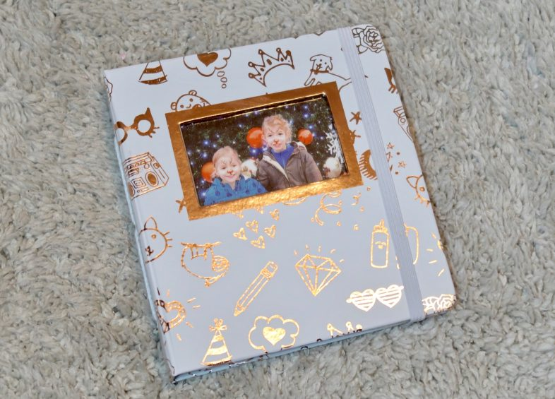 HP sprocket album