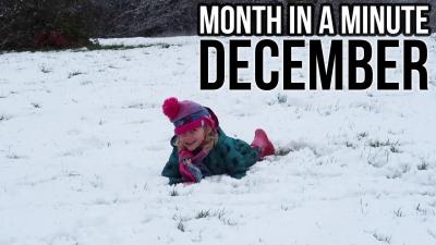 December in a Minute