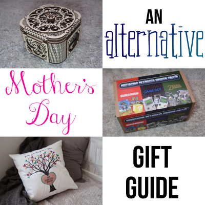 An Alternative Mother's Day Gift Guide